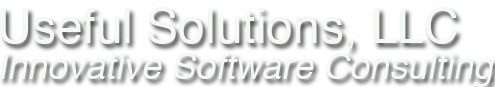Useful Solutions LLC: Innovative Small Business Software Solutions
